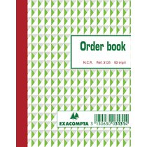 ORDERBOEK EXACLAIR 297X210MM 50X2V